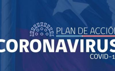 Plan de acción por coronavirus