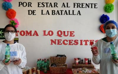 #UnAplausoParaTi: La campaña de Aramark que busca agradecer y apoyar a los trabajadores de la salud