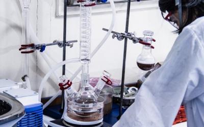 Nanotec Chile logra la vacuna de las superficies contra el COVID-19